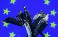 В Евросоюзе введут единый разъем для зарядки гаджетов