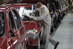 Украинский автопром сокращает производство