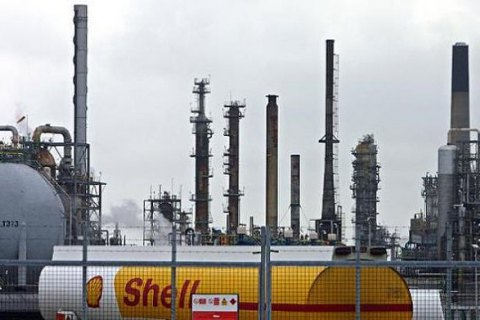 """Shell отказалась создавать совместное предприятие с российской """"Газпром нефтью"""""""