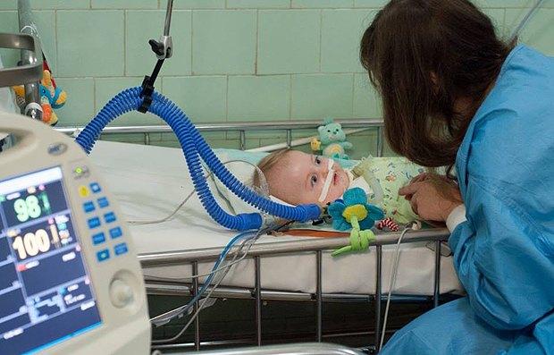 В Рівненській обласній дитячій лікарні