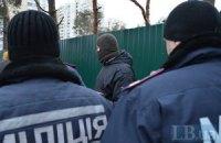 Милиция обнаружила склад оружия в помещении теплосети в Волновахе