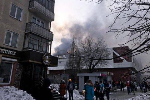 Пожежа вторговому центрі Росії: кількість жертв зросла, 17 людей зникли безвісти