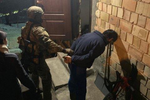 Два сотрудника СБУ попались на вымогании $110 тысяч