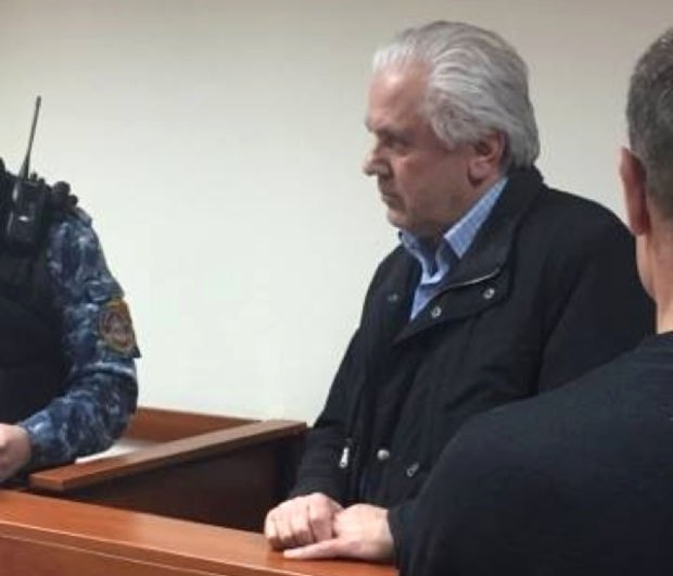 Экс-депутат Юрий Болбочану под арестом