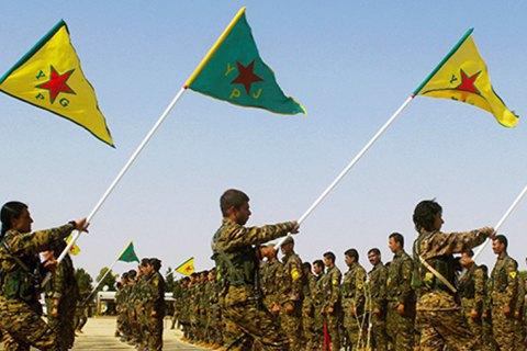 Сирійський Курдистан з російським привітом