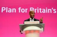 Син нігерійського іммігранта вирішив поборотися за посаду глави британської Лейбористської партії