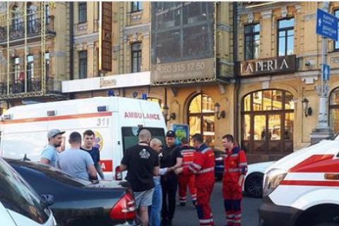 Один зі зловмисників, які напали на Найєма, втік у Баку (оновлено)