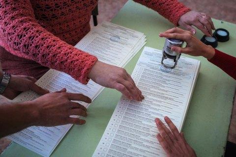 Поліція відкрила справу через підрахунку голосів членами ДВК у кафе в Обухові