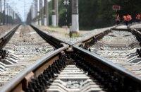 У Київській області жінка кинулася під поїзд