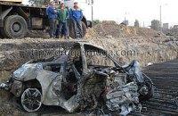 Разбившимся Porsche 911 управлял депутат от партии Тигипко