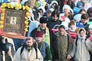 В Киев съезжаются паломники