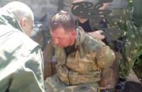 Суд арестовал задержанного ВСУ на Донбассе пророссийского боевика