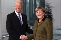 Меркель и Байден договорились усилить сотрудничество