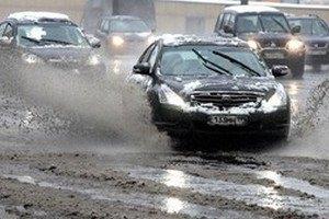 Завтра в Киеве будет тепло и дождливо