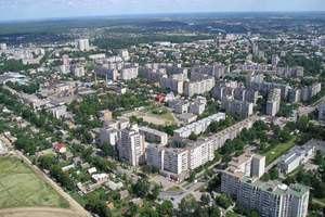 Рада збільшила площу Вінниці на 65%