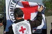 """Сотрудники """"Красного Креста"""" попали под обстрел в секторе Газа"""