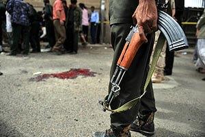 Исламисты захватили военную базу на юге Йемена