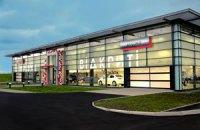 В Киеве открыт крупнейший в Европе автоцентр MITSUBISHI