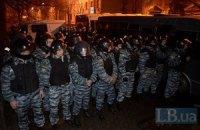 МВС заперечує інформацію про запровадження в центрі Києва особливого режиму