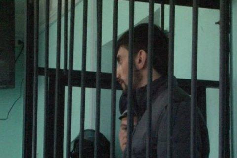 """Антимайданівця """"Топаза"""" суд залишив за ґратами"""