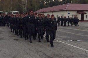 Первый батальон Нацгвардии отбыл на передовую, - Парубий