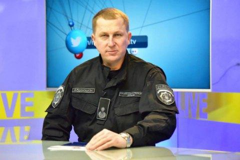 Аброськин назначен первым замглавы Нацполиции