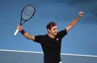 Федерер установив чергове історичне досягнення