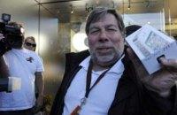 Співзасновник Apple став жертвою шахрайства з біткойнами