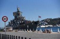 """Російські військові кораблі зайшли в іспанський порт Сеута """"для відпочинку персоналу"""""""