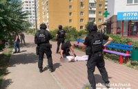Під Пирятином поліцейські інсценували вбивство, щоб затримати організатора