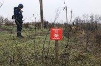Бойовики на Донбасі використовують заборонені міни