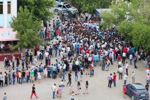 """""""Динамо"""" заставило 30 тысяч казахов ночевать возле стадиона"""