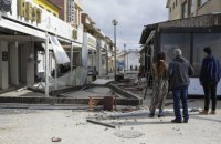 """Ураган """"Лесли"""" оставил около 300 тыс. домов в Португалии без света"""