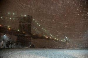 Сильні снігопади коштували бюджету Нью-Йорка $200 млн
