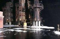 В Каменском произошел взрыв на коксохимическом заводе (обновлено)