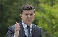 """Зеленский: """"Никто не может требовать от Украины принятие особого статуса Донбасса"""""""