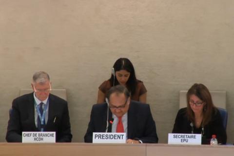 ООН утвердила 190 рекомендаций Украине по правам человека