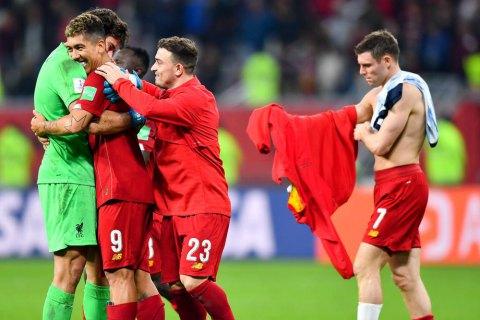 """""""Ливерпуль"""" вырвал путевку в финал Клубного чемпионата мира"""