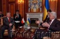 Украинские и польские парламентарии сыграют в футбол