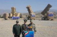 Иран представил новую систему ПВО