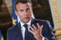 Макрон оголосив про створення космічних військ Франції