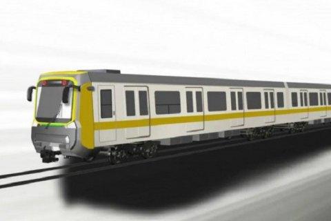 Китайская CRRC показала вагоны, которые поставит для метро Харькова