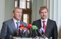 Попов признался, что слышит Черновецкого только по телефону