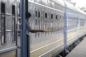 В Донецке из-за раскаленных путей ограничили скорость поездов