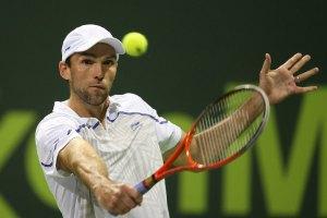 Федерер в 11 геймах на своїй подачі віддав Карловичу лише два розіграші