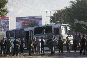 В Афганістані під час нападу бойовиків на автобус загинули 13 людей