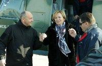 Президент Парламентської асамблеї НАТО з'їздила в Широкине
