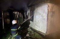 В Николаевской области на пожарах погибли женщина и мужчина