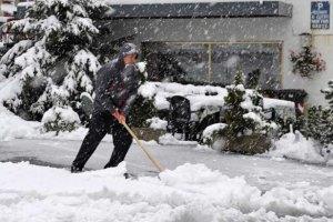 В Хорватии объявили ЧП из-за морозов