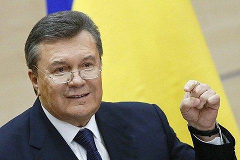 Янукович подал в суд на LB.ua